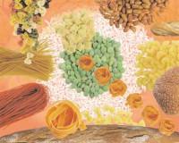 """Натюрморт. """"Макароны, равиоли и рис"""", размер 40х50, арт. G6830 - ДЕКАРТ - настоящая багетная мастерская на Московской!"""