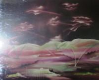 """Постер """"Абстракция. Фонтаны и пузыри"""", размер 40х50, арт.G4658 - ДЕКАРТ - настоящая багетная мастерская на Московской!"""