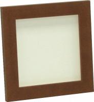 Рама, размер 16,5х16,5 см, багет 0537.3008, ширина багета 3 см - Багетная мастерская ДЕКАРТ изготовление рам для картин, вышивок, зеркал