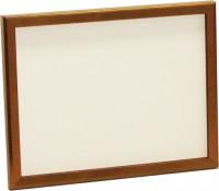 Рама, размер 18х24 см, багет 065-8,  ширина багета 1,5 см - Багетная мастерская ДЕКАРТ изготовление рам для картин, вышивок, зеркал