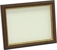 Рама, размер 18х24 см, багет 193М04, ширина багета 2,5 см - Багетная мастерская ДЕКАРТ изготовление рам для картин, вышивок, зеркал