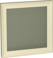 Рама, размер 20х20 см, багет 285.M25.585, ширина багета 2,5  см - Багетная мастерская ДЕКАРТ изготовление рам для картин, вышивок, зеркал