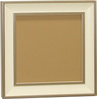 Рама, размер 16х16 см, багет 343-13, ст+пасп+карт, ширина багета 3 см - Багетная мастерская ДЕКАРТ изготовление рам для картин, вышивок, зеркал