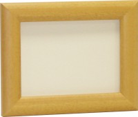 Рама, размер 15х20 см, багет 345.180, ст+пасп+картон, ширина багета 3,5 см - Багетная мастерская ДЕКАРТ изготовление рам для картин, вышивок, зеркал