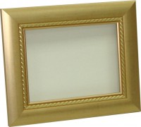 Рама, размер 18х24 см, багет 501.0191-05, ширина багета 5 см - Багетная мастерская ДЕКАРТ изготовление рам для картин, вышивок, зеркал