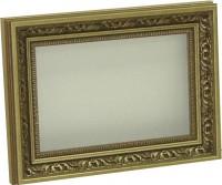 Рама, размер 15х23 см, багет 501.0603-01, ширина багета 4 см - Багетная мастерская ДЕКАРТ изготовление рам для картин, вышивок, зеркал