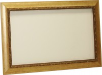 Рама, размер 30х50 см, багет 511.0935-01, ширина багета 5 см - ДЕКАРТ - настоящая багетная мастерская на Московской!