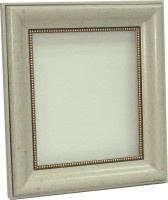 Рама, размер 30х35 см, багет 645-G-905, ширина багета 7,5 см - Багетная мастерская ДЕКАРТ изготовление рам для картин, вышивок, зеркал