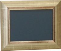 Рама, размер 15х20 см, багет 674.2667, ст+картон+пасп,  ширина багета 4 см - Багетная мастерская ДЕКАРТ изготовление рам для картин, вышивок, зеркал