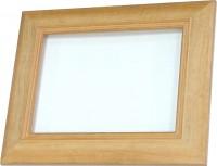 Рама, размер 15х20 см, багет 674 А 086, ширина багета 3,5 см - Багетная мастерская ДЕКАРТ изготовление рам для картин, вышивок, зеркал