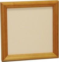 Рама, размер 16,5х16,5 см, багет ДС, ширина багета 2 см - Багетная мастерская ДЕКАРТ изготовление рам для картин, вышивок, зеркал