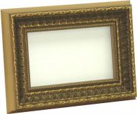 Рама, размер 13х21 см, багет ЕМ203.1031, ширина багета 5.5 см - Багетная мастерская ДЕКАРТ изготовление рам для картин, вышивок, зеркал