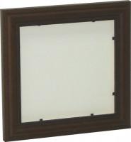 Рама, размер 14х14.5 см, багет К1049, ширина багета 2.5 см - Багетная мастерская ДЕКАРТ изготовление рам для картин, вышивок, зеркал