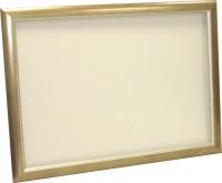 Рама, размер 50х70 см, багет CE3SA серебро. ширина багета 4 см - Багетная мастерская ДЕКАРТ изготовление рам для картин, вышивок, зеркал