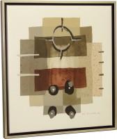 """Постер в раме  """"Абстракция"""", размер 56х50, багет КЭНВАС - ДЕКАРТ - настоящая багетная мастерская на Московской!"""