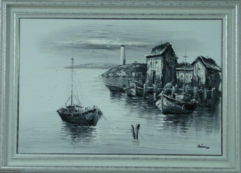 Масло Лодки