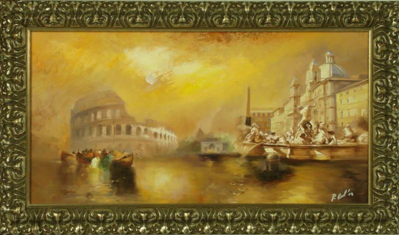 Масло Венеция